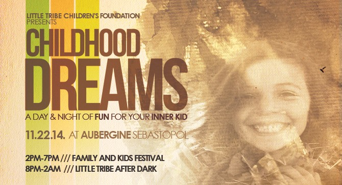 Childhood-Dreams-Event-Header